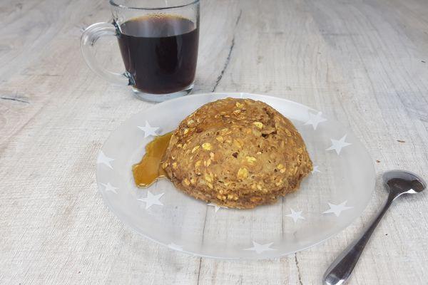 Recette Bowl cake au café