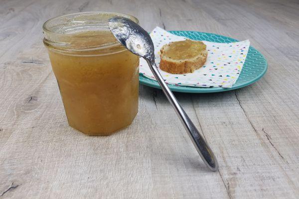 Recette Confiture de poires à la fève tonka