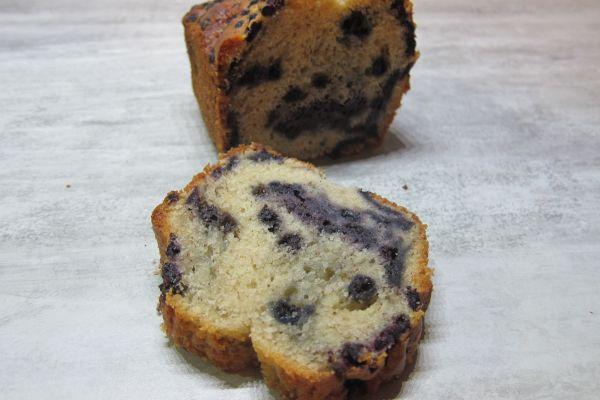 Recette Cake aux myrtilles