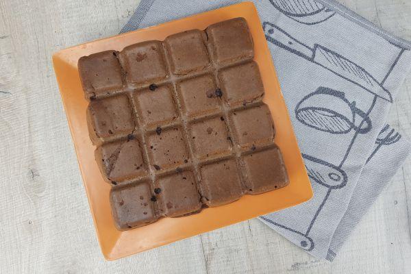 Recette Moelleux au chocolat et orange entière