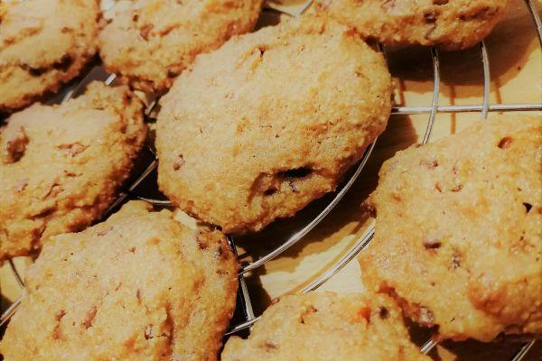 Cookies Butternet et pépites de chocolat