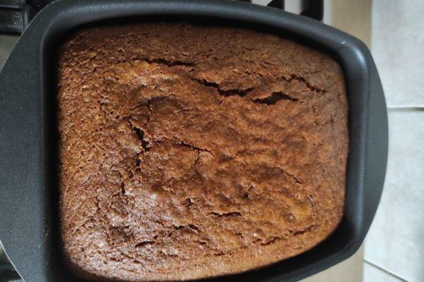 Gâteau Nutella coco