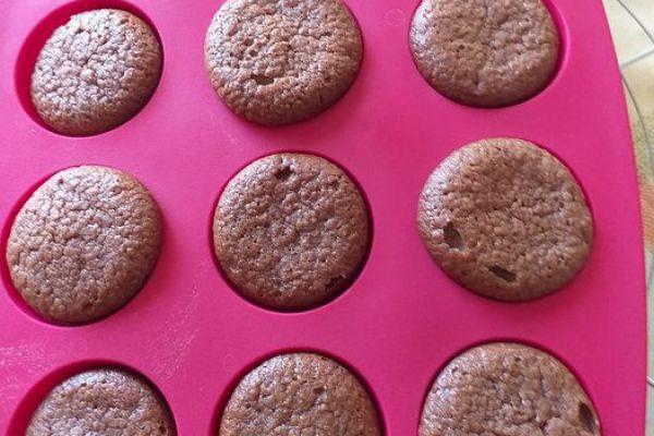 Recette Minis muffins chocolat
