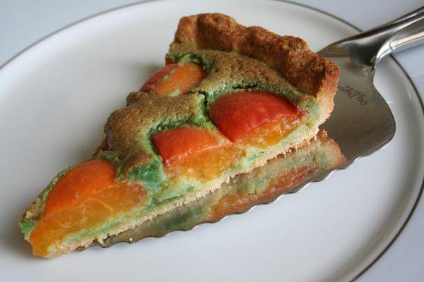 Tarte Abricot/Pistache