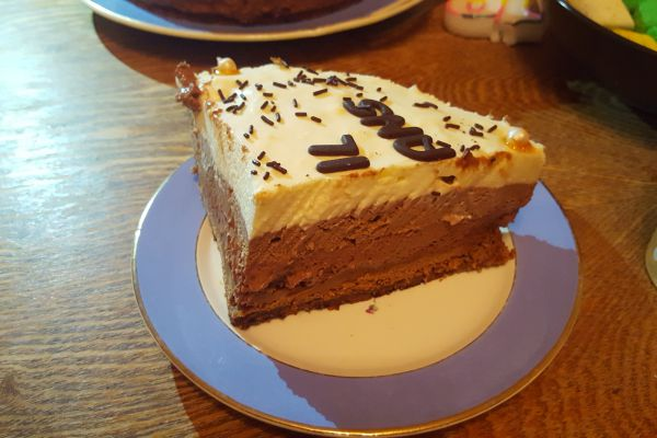 Recette Gâteau aux 4 chocolats