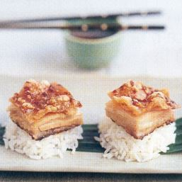Porc rôti croustillant