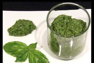 Recette Sauce Pesto