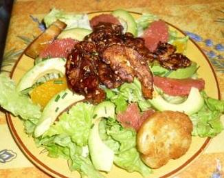 Recette Salade d été