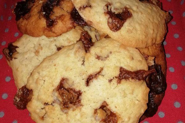 Recette cookies au mars