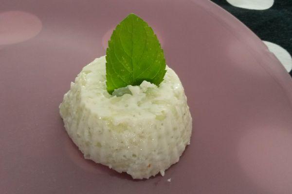 Mousse fraîcheur au concombre