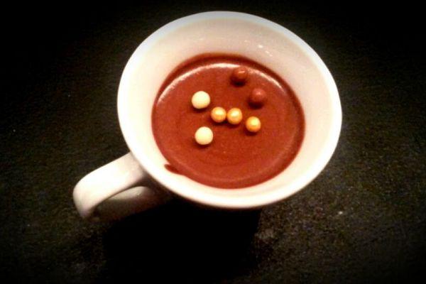 Recette Petite crème chocolat  ricotta