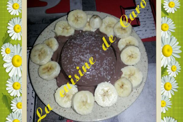 Recette Bowlcake tout chocolat