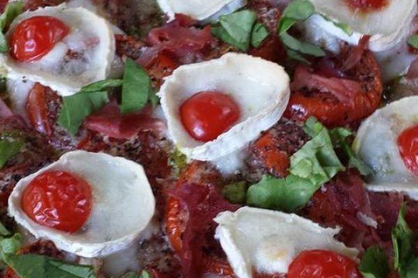 Recette tarte a la tomate et fromage
