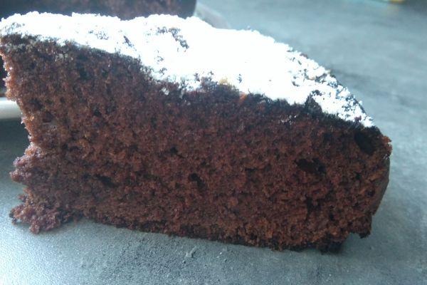 Recette Gâteau au chocolat cerises /kirsch