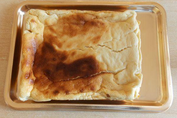 Recette Cake au fromage blanc et petits suisses