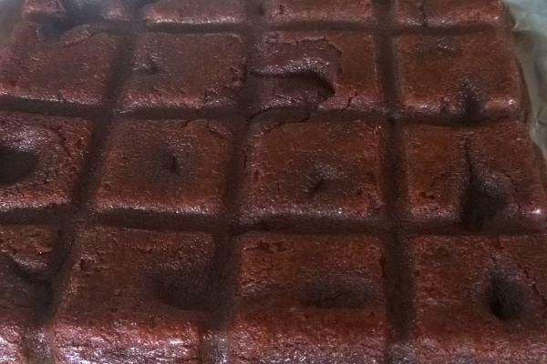 fondant chocolat ( cook in)