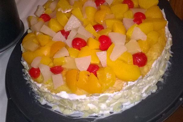 Recette gateau aux fruits et yaourt