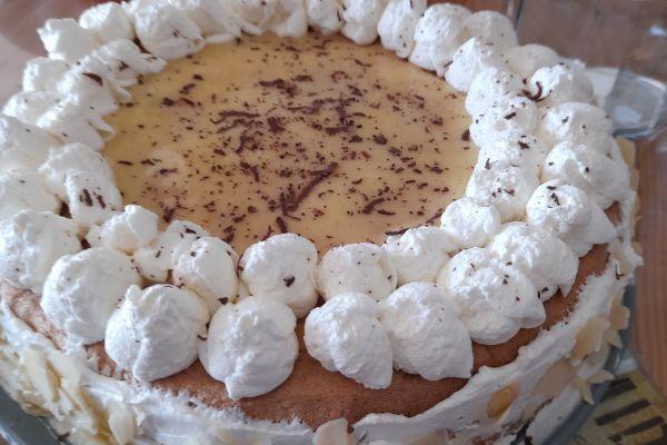 Recette Layer cake citron