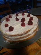 Recette molly cake vanille,eau de rose,