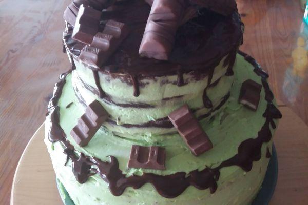Recette Layer cake kinder