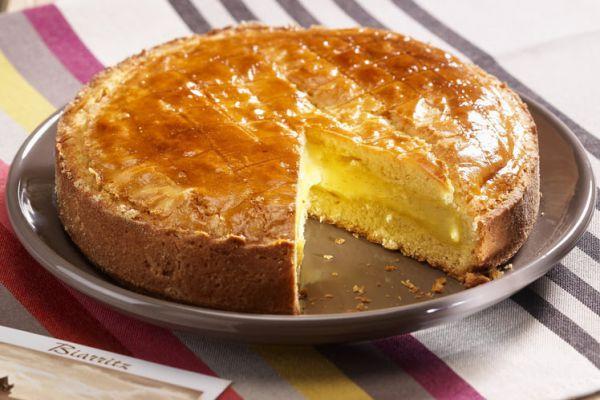 Gâteau basque de Pablo Gicquel