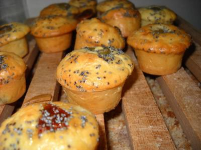 Recette Minis muffins aux olives