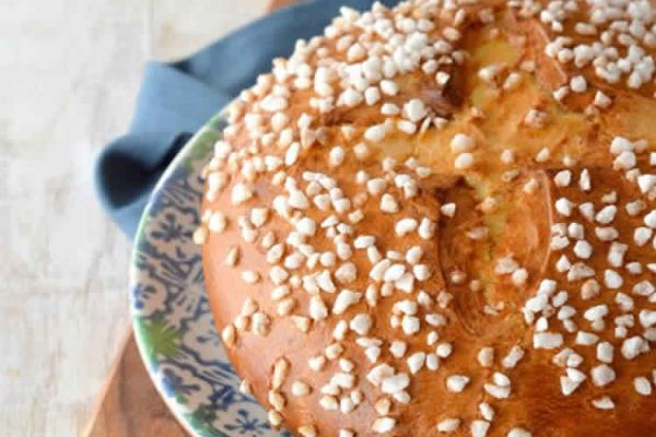 Recette Mouna / Brioche de Pâques (d'origine oranaise)
