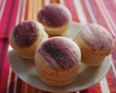 Recette Macarons à la violette