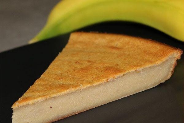 Recette Gâteau à la banane et à la vanille