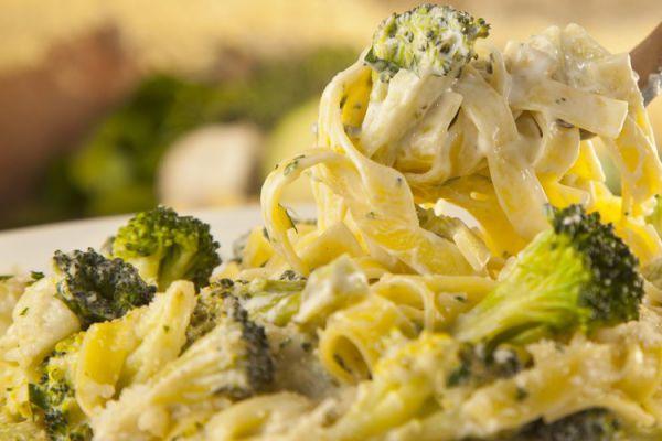 Recette Pâtes au Gorgonzola et brocoli