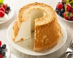 Recette Gâteau des anges