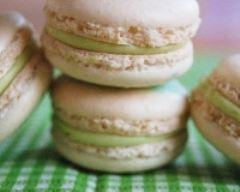 Recette Macarons à la pistache