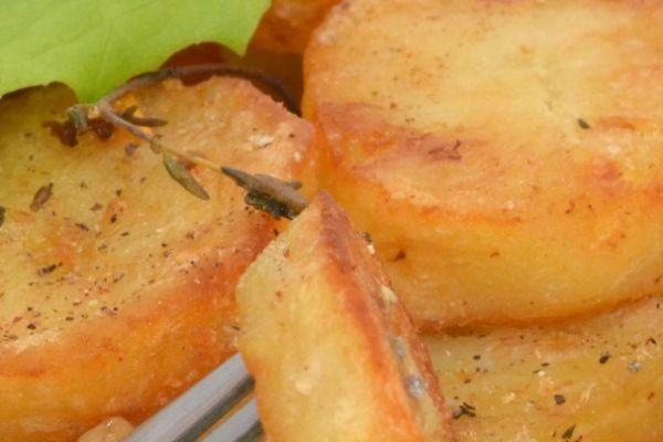 Recette Pommes de terre fondantes de Gordon Ramsay
