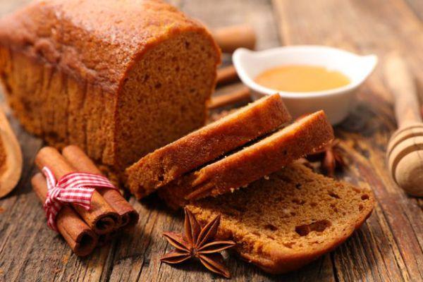 Recette Cake moelleux aux epices, miel et jus d'orange