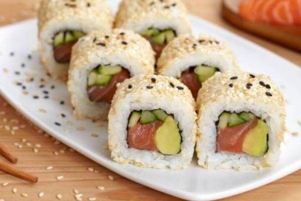 Recette Sushi et California rolls de tous en cuisine