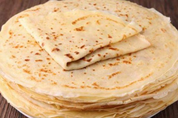 Recette Pâte à crêpes de Pierre Hermé (avec repos)