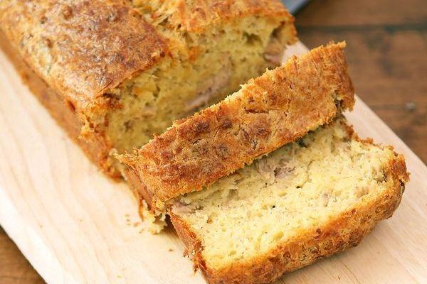 Cake au thon de Mummy