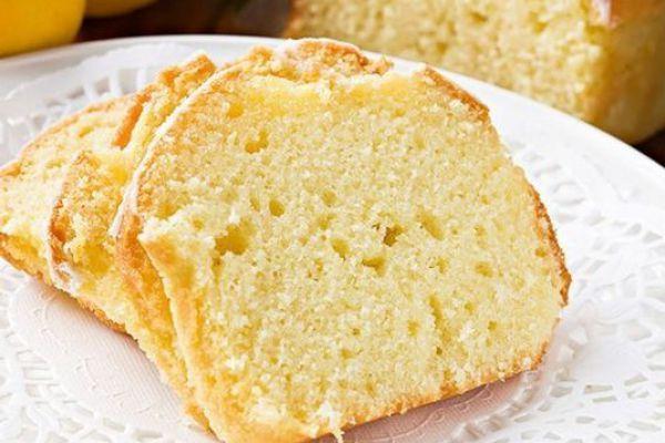Cake à la vanille de Cyril Lignac