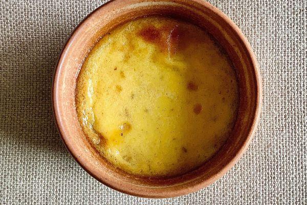 Recette Crème caramel à la vanille et fève Tonka de Cyril Lignac