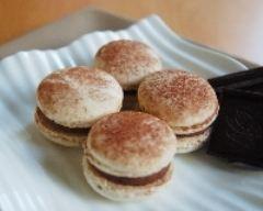 Recette Macarons au chocolat épicé
