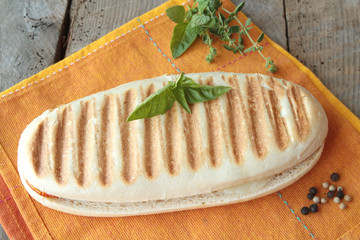 Recette petits paninis express