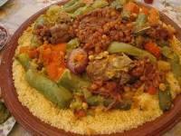 Recette couscous marocaine