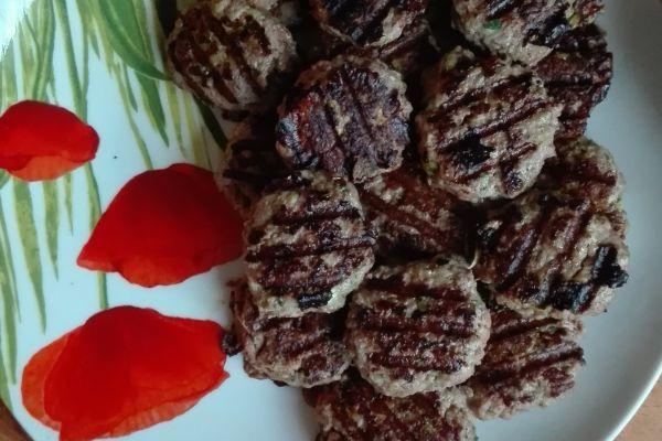Recette Boulette viande au courgettes