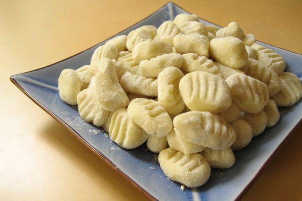 Recette gnocchis pomme de terre