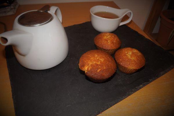 Recette Muffins Noix de Cajou - Miel