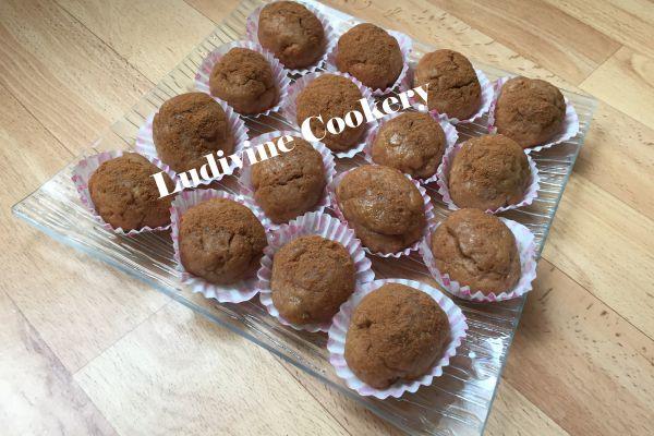 Recette Melomakarona (biscuits de Noël grecs à la cannelle)