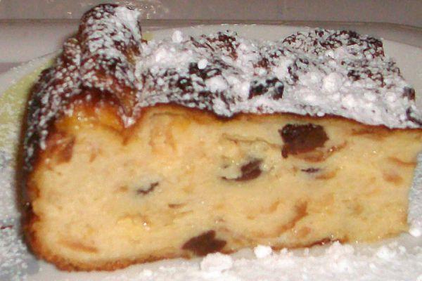 Recette Pudding aux Raisins