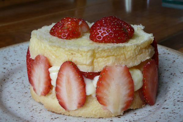 Recette Le fraisier