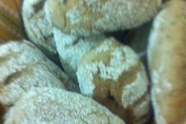 Recette Petits pains à la farine de seigle
