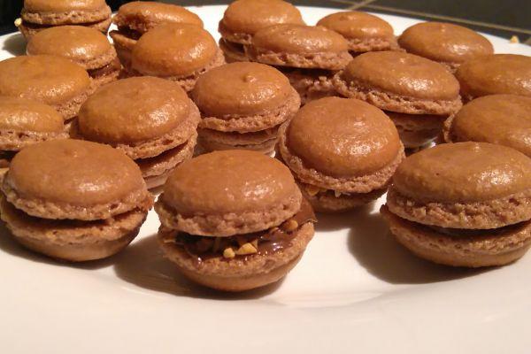 Recette Macarons au chocolat